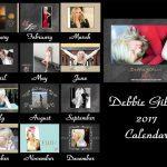 Debbie Gibson 2017 Calendar